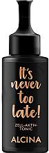 Kup Intensywny przeciwzmarszczkowy tonik do twarzy - Alcina It's Never Too Late! Tonic