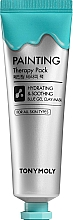 Kup Maseczka do twarzy - Tony Moly Painting Therapy Pack Hydrating & Soothing