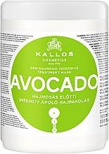 Kup Maska do włosów Awokado - Kallos Cosmetics KJMN Avocado Hair Mask