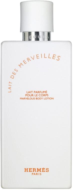 Hermes Eau des Merveilles - Mleczko do ciała — фото N2