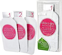 Kup PRZECENA! Zestaw do pielęgnacji skóry rąk i paznokci Różowy grejpfrut - Voesh Mani In A Box Vitamin Recharge Pink Grapefruit *