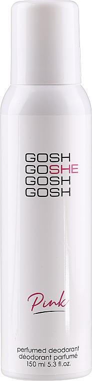 Gosh She Pink - Dezodorant w sprayu