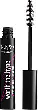 Kup Tusz do rzęs - NYX Professional Makeup Worth The Hype Waterproof Mascara