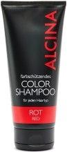Kup Szampon do włosów farbowanych - Alcina Hair Care Color Shampoo