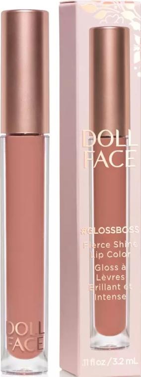Błyszczyk do ust - Doll Face GlossBoss Lip Color — фото N1