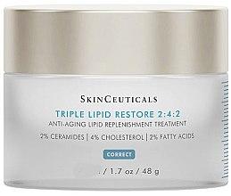 Kup Odmładzający krem do twarzy - SkinCeuticals Triple Lipid Restore 2:4:2