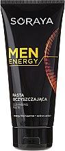 Kup Oczyszczająca pasta do twarzy dla mężczyzn - Soraya Men Energy
