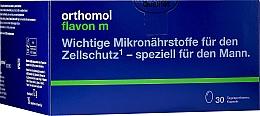 Kup Kompleks witamin w kapsułkach dla mężczyzn z problemami z prostatą - Orthomol Flavon M