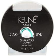 Kup Przeciwłupieżowy szampon do włosów - Keune Care Line Man Combat Shampoo Anti-Dandruff