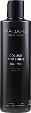 Kup Szampon do włosów farbowanych chroniący ich kolor i nadający połysk - Madara Cosmetics Colour & Shine Shampoo
