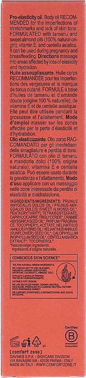 Wzmacniający olejek do ciała - Comfort Zone Body Strategist Oil — фото N2