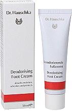 Kup Dezodorujący krem do stóp - Dr. Hauschka Deodorizing Foot Cream
