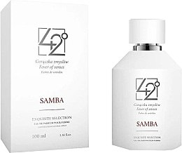 Kup 42° by Beauty More Samba - Woda perfumowana