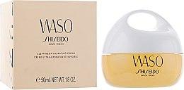 Kup Ultranawilżający krem do twarzy - Shiseido Waso Clear Mega-Hydrating Cream