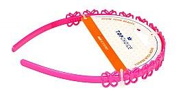 Kup Opaska do włosów, 27918, różowa - Top Choice