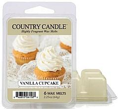 Kup Wosk zapachowy - Country Candle Vanilla Cupcake Wax Melts