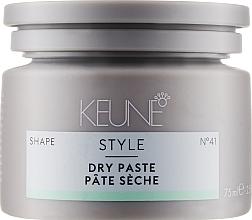 Kup Pasta do stylizacji włosów Nr 41 - Keune Style Dry Paste