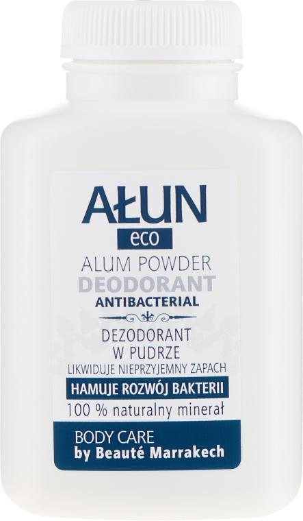 Naturalny dezodorant w proszku Ałun 100% - Beauté Marrakech