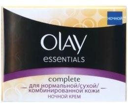 Kup Krem na noc o potrójnym działaniu - Olay Complete Night Cream