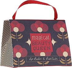 Kup Zestaw - Bath House Barefoot & Beautiful Magical Beauty Queen (lip/balm/15g + b/salt/100g)