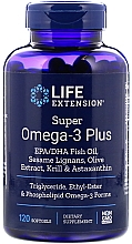Kup Suplement diety Omega-3 plus - Life Extension Super Omega-3 Plus