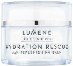 Kup Nawilżający balsam do twarzy - Lumene Lahde [Source] Hydration Rescue 24 H Nourishing Balm