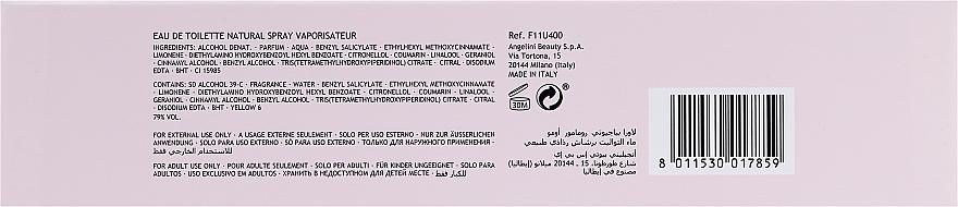 Laura Biagiotti Romamor - Zestaw (edt/25ml + edt/10ml) — фото N5