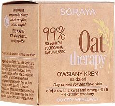 Kup Owsiany krem na dzień do cery wrażliwej - Soraya Oat Therapy Day Cream