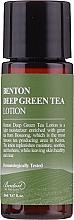 Kup Balsam nawilżający z zieloną herbatą - Benton Deep Green Tea Lotion (miniprodukt)