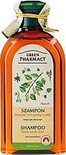 Kup Szampon przeciwłupieżowy Dziegieć brzozowy i cynk - Green Pharmacy