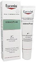 Kup Odnawiająca kuracja do twarzy - Eucerin DermoPure K10 Skin Renovator Care