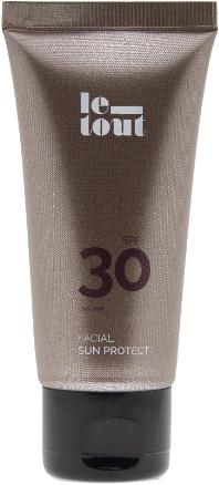 Krem do opalania do twarzy SPF 30 - Le Tout Facial Sun protect  — фото N2