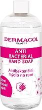 Kup Antybakteryjne mydło do rąk - Dermacol Anti Bacterial Hand Soap (uzupełnienie)