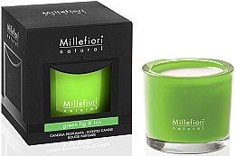 Kup Świeca zapachowa - Millefiori Milano Natural Candle Green Fig & Iris