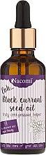 Kup Olej z nasion czarnej porzeczki z pipetą - Nacomi Black Currant Seed Oil