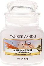 Kup Świeca zapachowa w słoiku - Yankee Candle Autumn Pearl Fresh Collection
