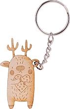 Zestaw - Shy Deer Christmas Ritual Set (b/butter/100ml + h/b/elixir/1.5ml + h/cr/50ml + b/milk/200ml + canddle + keychain + bag) — фото N11