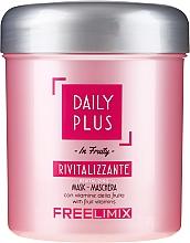 Kup Rewitalizująca maska do włosów - Freelimix Daily Plus Mask In-Fruit Revitalizing For All Hair Types