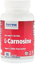 Kup Suplement diety L-karnozyna, 500 mg - Jarrow Formulas L-Carnosine 500 mg