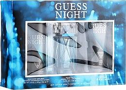 Kup Guess Night - Zestaw (edt/100ml + sh/gel/200ml + deo/226ml)
