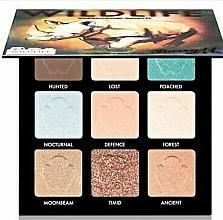 Kup Paleta cieni do powiek - Barry M Cosmetics Wildlife Eyeshadow Palette Rhino
