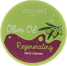 Kup Krem regenerujący Oliwa z oliwek - Vollare Regenerating Olive Oil Face Cream