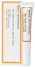 Kup Liftingujący krem do skóry wokół oczu z jadem pszczelim - Beaute Mediterranea Bee Venom Lifting Eye Contour Cream