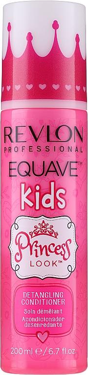 Dwufazowa odżywka do włosów dla dzieci - Revlon Professional Equave Kids Princess Look