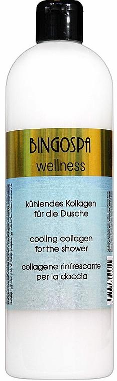 Chłodzący kolagen pod prysznic - BingoSpa Collagen
