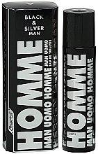 Kup Omerta Black & Silver Man - Woda toaletowa