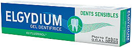 Kup Pasta do zębów - Elgydium Sensitive Teeth Toothpaste Gel