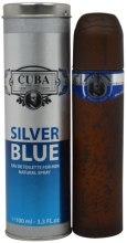 Kup Cuba Silver Blue - Woda toaletowa