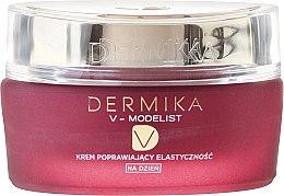 Krem do twarzy na dzień - Dermika V-Modelist Cream 40+ — фото N2
