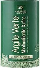 Kup Kosmetyczna glinka zielona - Naturado Green Clay